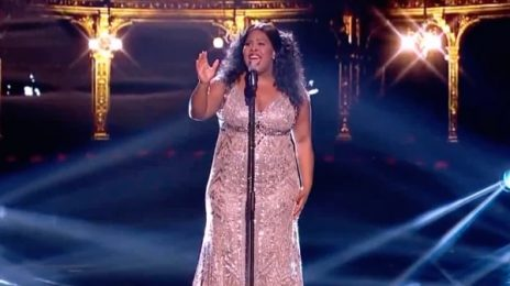 Watch: Amber Riley Wows With 'And I Am Telling You' At The Royal Variety Performance