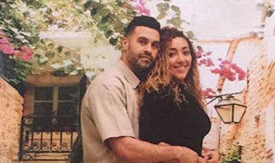 RHOA: Apollo Nida Poses It Up With Fiance Sherien...In Jail