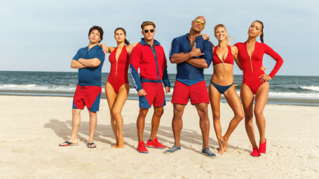 Extended Trailer: 'Baywatch' [Starring The Rock & Zac Efron]