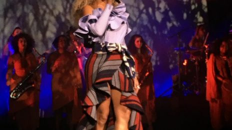 Watch: Beyonce Performs 'All Night / Drunk In Love' At Parkwood Holiday Gala