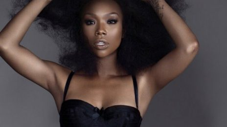 Did You Miss It? Brandy Unwraps New Snippet
