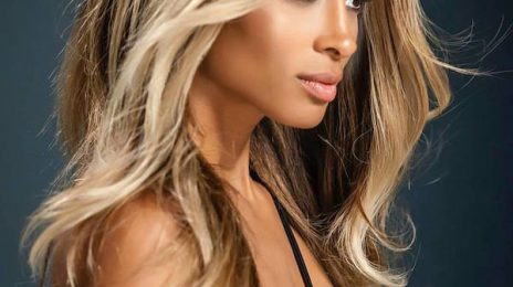 Hot Shot: Ciara Hits The Studio
