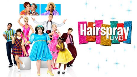 Stream: 'Hairspray Live' Soundtrack (Jennifer Hudson, Ariana Grande)