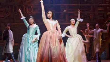 Stream: 'Hamilton Mixtape (Featuring Ashanti, Alicia Keys, Queen Latifah & Jill Scott)'