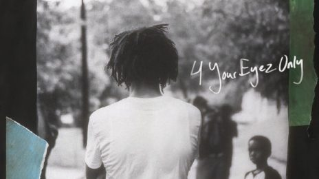 J.Cole Set For Huge First Week Sales With New Album '4 Your Eyez Only'