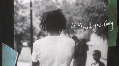 Stream:  J. Cole's New Album '4 Your Eyez Only'