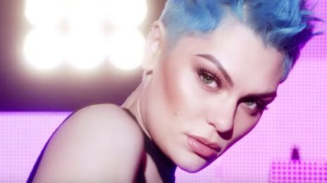 New Video: Jessie J - 'Can't Take My Eyes Off You x Make Up For Ever'