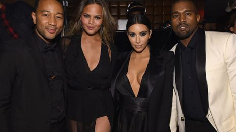 "John Legend on Kanye West's Meeting With Donald Trump:  ""It Was a Publicity Stunt"""