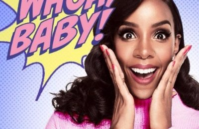 'Whoa Baby':  Kelly Rowland Readies First Book For Spring 2017 Release