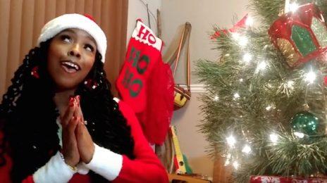 New Video: Khia - 'Santa Baby'