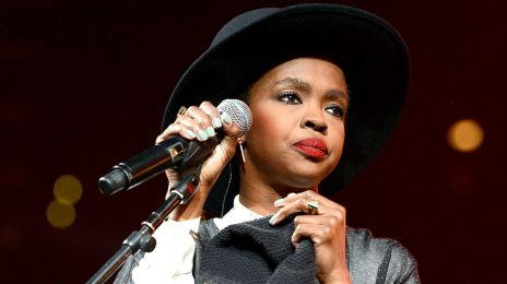 "Lauryn Hill Arrives Over 2 Hours Late For French Show / Apologizes After Performing For ""Just 32 Minutes"""