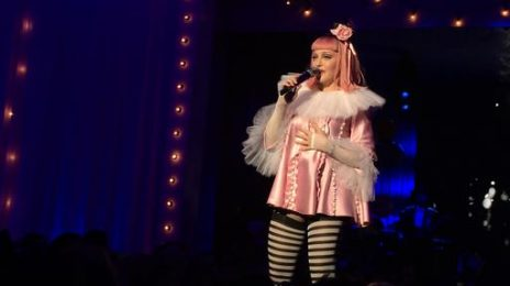 Watch:  Madonna Sings Greatest Hits & Covers Britney Spears' 'Toxic' For Malawi Benefit [Full]
