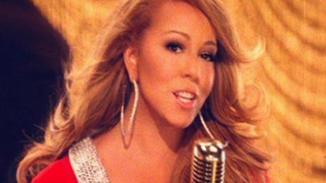 From The Vault: Mariah Carey - 'Oh Santa'