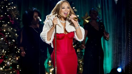 Christmas Queen! Mariah Carey Unwraps Huge Streaming Success