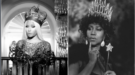 Nicki Minaj Now Has More Hot 100 Hits Than Any Other Female In History...Except Aretha Franklin
