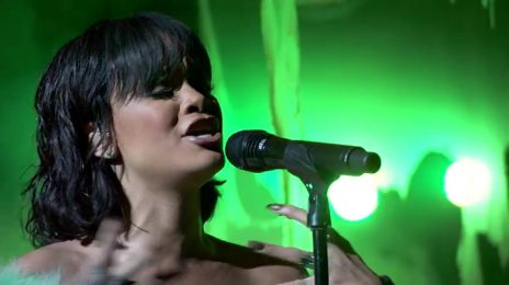 Chart Check [Hot 100]:  Rihanna Nabs 40th Top 20 Hit With 'Love on the Brain'
