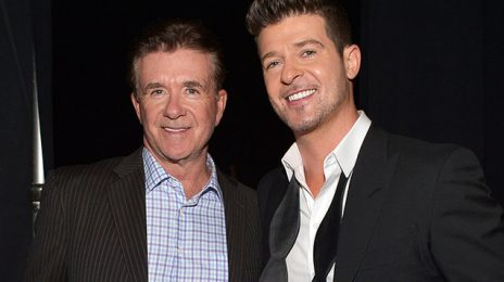 Robin Thicke Issues Statement On Death Of Father Alan Thicke