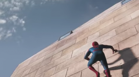 Movie Trailer: 'Spider-Man: Homecoming (Starring Tom Holland, Zendaya & Childish Gambino)'