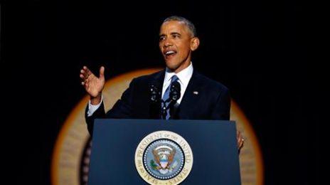 Watch: President Obama's Farewell Address