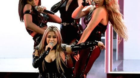 Watch: Fifth Harmony Slay First Performance As Four-Piece At 2017 People's Choice Awards