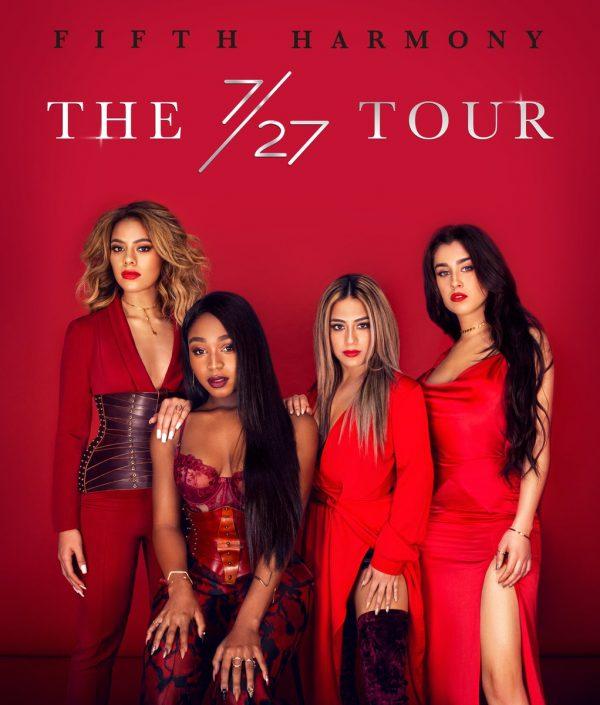 Fifth Harmony Announce '7/27 Tour' Asia