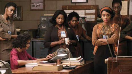 'Hidden Figures' Generates $7.5 Million At The Box Office...In 24 Hours
