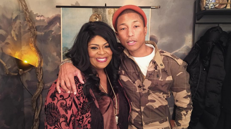 Watch: Pharrell Visits 'Ellen' Without Kim Burrell / Addresses Gospel Singer's Homophobic Sermon