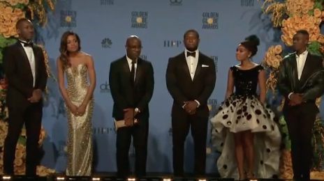 Mahershala Ali, Janelle Monae & The Cast Of  'Moonlight' Address Kim Burrell Controversy