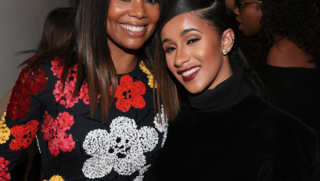 Gabrielle Union, Cardi B & Dave East Step Out For 'Being Mary Jane' Screening