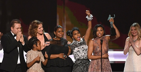 'Fences', 'Moonlight' & 'Hidden Figures' Win Big At The SAG Awards