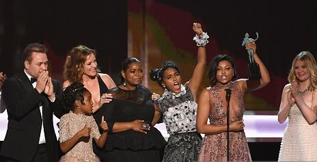 'Fences', 'Moonlight' & 'Hidden Figures' Win Big At The SAG Awards