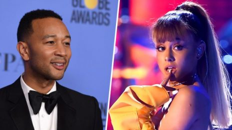 John Legend & Ariana Grande To Re-Record Celine Dion's 'Beauty & the Beast' For Disney Live Action Film