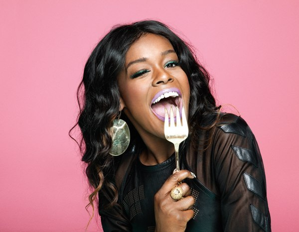 Azealia Banks Appears To Dig Up Dead Cat...And Cook It ...