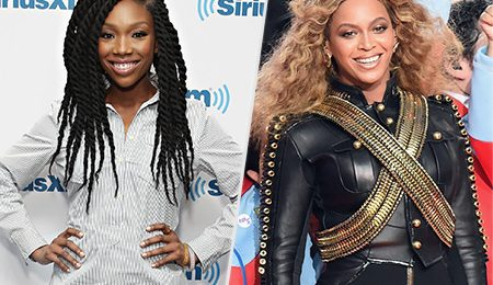 Brandy Rejects Claim Beyonce Was Reason For Beef With Producer