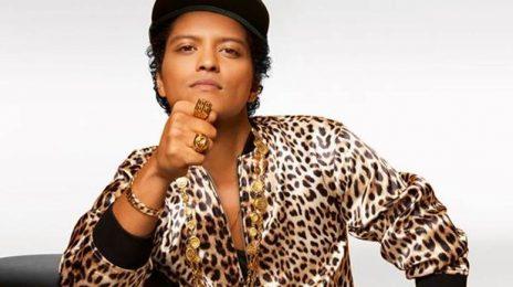 Bruno Mars' New Single Revealed