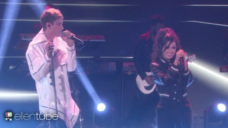 Watch: Camila Cabello Belts 'Bad Things' With Machine Gun Kelly On 'Ellen'