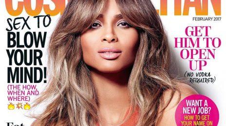 Ciara Covers Cosmopolitan SA