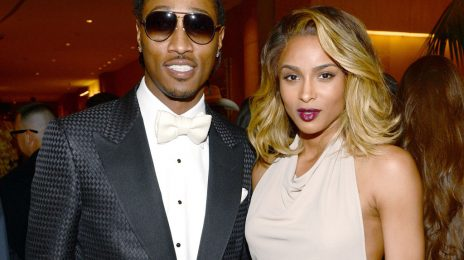Report:  Future & Ciara Reach Agreement In Child Custody Battle