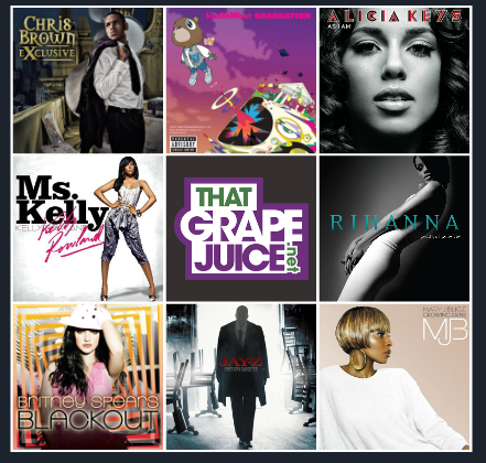 collage-albums-released-in-2007