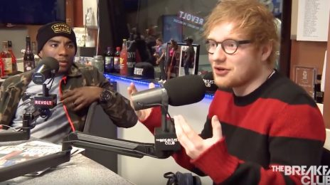 Did You Miss It? Ed Sheeran Visits 'The Breakfast Club'