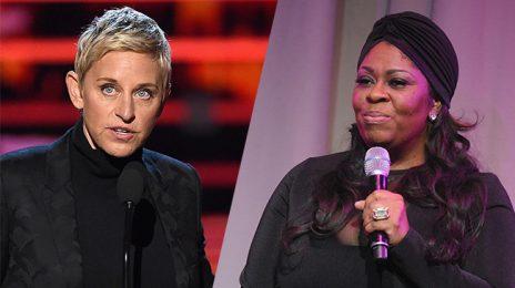 Ellen Degeneres Confirms Kim Burrell Will NOT Appear on Her Show