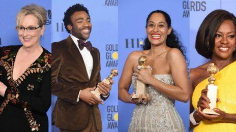 Report:  2017 Golden Globes A Ratings Winner