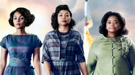 'Hidden Figures' Tops Box Office for 2nd Consecutive Weekend