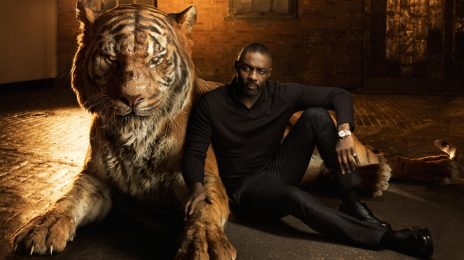 Idris Elba Joins 'CATS' Cast Alongside Jennifer Hudson & Taylor Swift