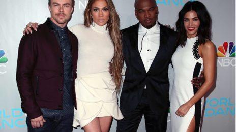 Hot Shots: Jennifer Lopez & Ne-Yo Launch New NBC Show 'World Of Dance'