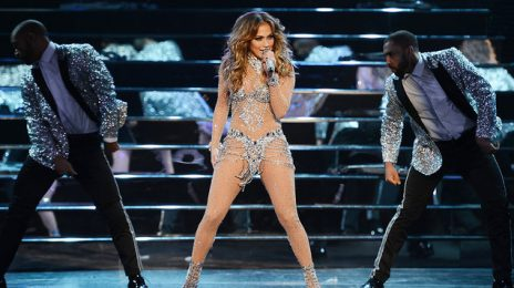 Did You Miss It?  Jennifer Lopez Slays Carson Daly 'NYE' Special [Videos]