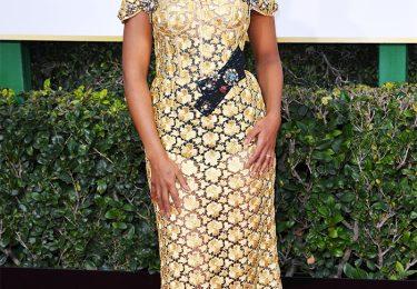 Red Carpet:  Black Hollywood Shines at Golden Globes 2017 [Photos]