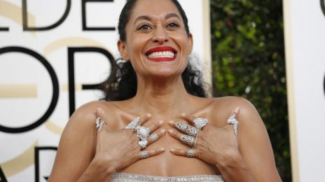 Tracee Ellis Ross Is First Black Woman To Win 'TV Comedy' Golden Globe in 35 Years