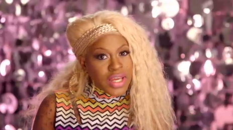 Lil Mo Slams Spike Lee Over Chrisette Michele Diss