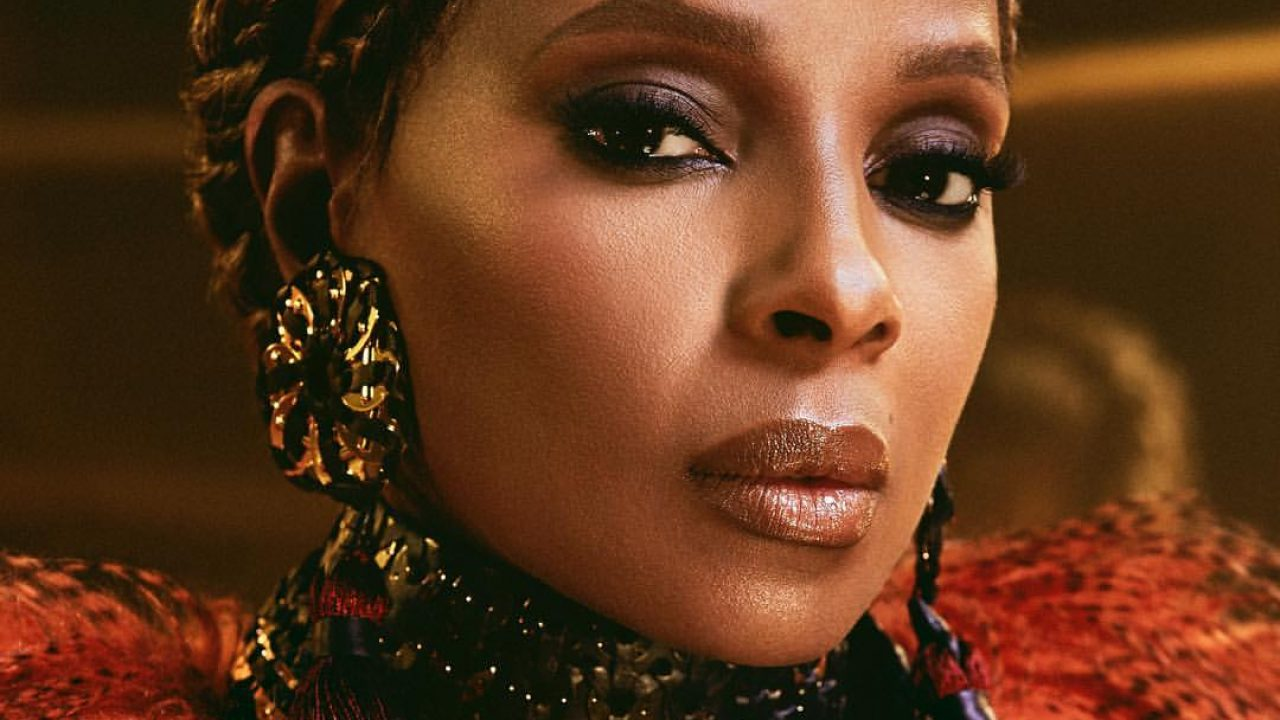 Mary J Blige Readying My Life Ii Act 2 Album That Grape Juice